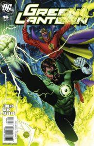 Green Lantern #16 (2007)