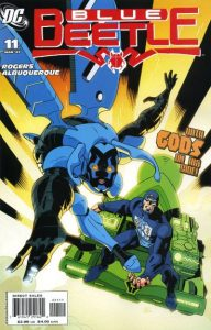 The Blue Beetle #11 (2007)