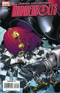 Thunderbolts #108 (2007)
