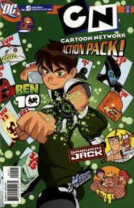 Cartoon Network Action Pack #9 (2007)