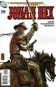 Jonah Hex #15 (2007)