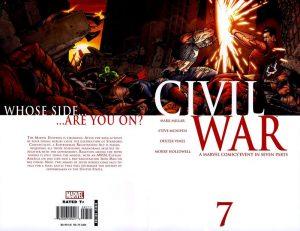 Civil War #7 (2007)