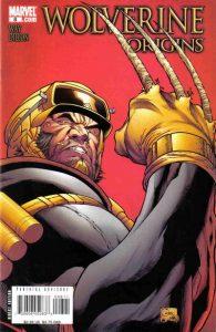 Wolverine: Origins #8 (2007)