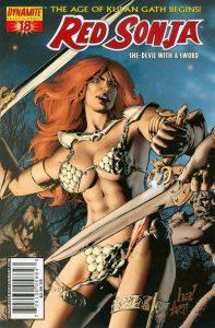 Red Sonja #18 (2007)