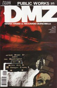 DMZ #15 (2007)