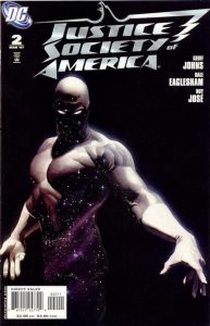 Justice Society of America #2 (2007)