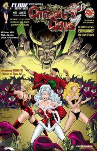 Flare Adventures #18 (2007)