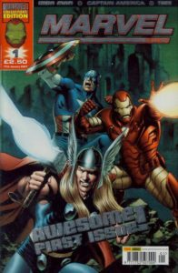 Marvel Legends #1 (2007)