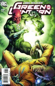 Green Lantern #17 (2007)