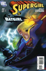 Supergirl #14 (2007)