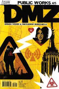 DMZ #16 (2007)