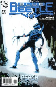 The Blue Beetle #12 (2007)