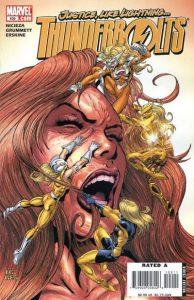 Thunderbolts #109 (2007)
