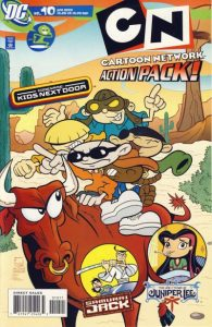 Cartoon Network Action Pack #10 (2007)