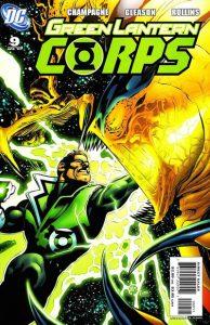 Green Lantern Corps #9 (2007)