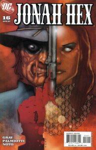 Jonah Hex #16 (2007)