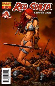 Red Sonja #19 (2007)