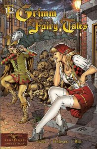 Grimm Fairy Tales #12 (2007)
