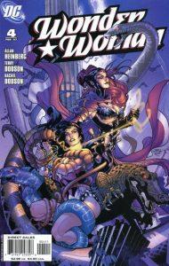 Wonder Woman #4 (2007)
