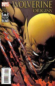 Wolverine: Origins #9 (2007)