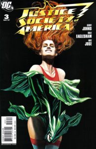 Justice Society of America #3 (2007)