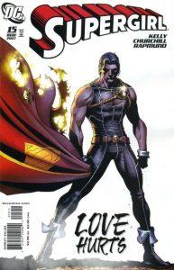 Supergirl #15 (2007)