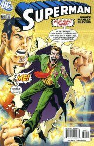 Superman #660 (2007)