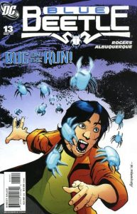 The Blue Beetle #13 (2007)