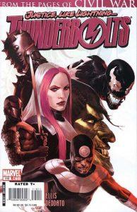 Thunderbolts #110 (2007)