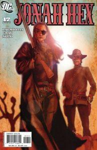 Jonah Hex #17 (2007)