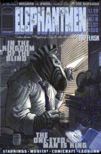 Elephantmen #8 (2007)