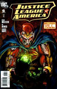 Justice League of America #6 (2007)