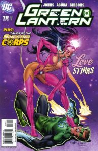 Green Lantern #18 (2007)