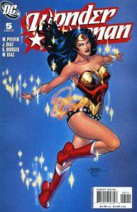 Wonder Woman #5 (2007)