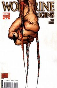 Wolverine: Origins #10 (2007)