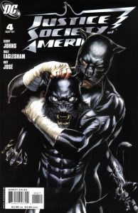 Justice Society of America #4 (2007)