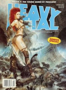 Heavy Metal Special Editions #1 (2007)