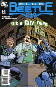 The Blue Beetle #14 (2007)