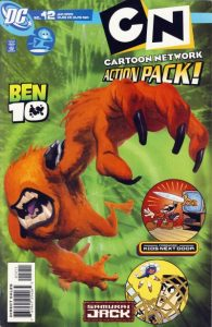 Cartoon Network Action Pack #12 (2007)