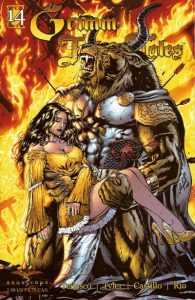 Grimm Fairy Tales #14 (2007)