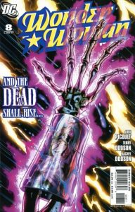 Wonder Woman #8 (2007)