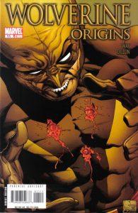 Wolverine: Origins #11 (2007)