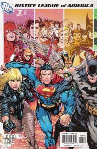 Justice League of America #7 (2007)