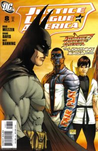 Justice League of America #8 (2007)