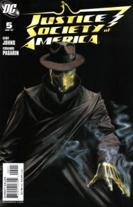 Justice Society of America #5 (2007)