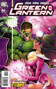 Green Lantern #20 (2007)