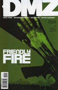 DMZ #19 (2007)