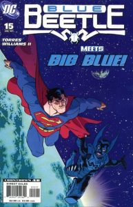 The Blue Beetle #15 (2007)