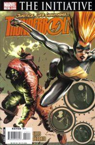 Thunderbolts #112 (2007)