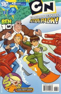 Cartoon Network Action Pack #13 (2007)
